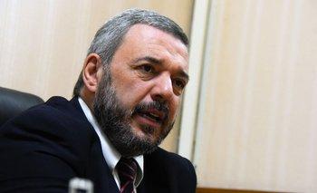 Mario Bergara, senador del Frente Amplio