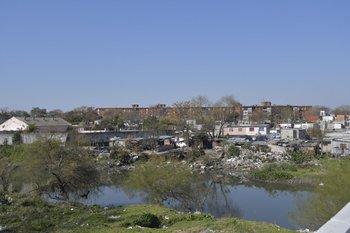 Aumentó la cantidad de familias que se instalaron en asentamientos
