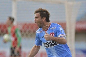 Gol de Matías Alonso