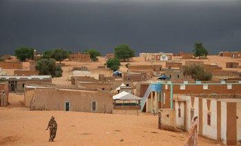 Mauritania, noroeste de África