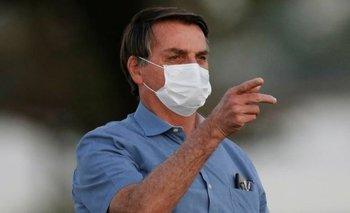 En el inicio de la pandemia, Bolsonaro hizo declaraciones controversiales sobre el alcance que pueda tener