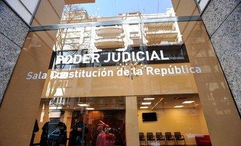 Sede del Poder Judicial