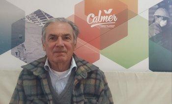 Bernardo Hareau, presidente de la cooperativa.