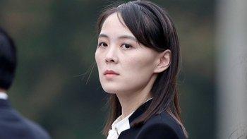 Kim Yo-jong es la hermana menor de Kim Jong-un