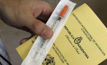 En Argentina solo se entregaron el 20% de las dosis acordadas