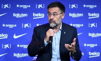 Josep Maria Bartomeu, el expresidente de Barcelona que fue detenido