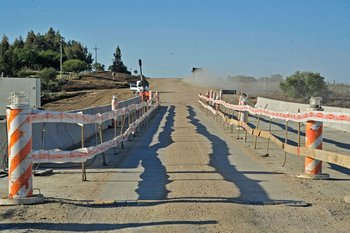 El Ministerio de Transporte y Obras Públicas (MTOP) prevé invertir US$ 1.919en su plan vial. Foto archivo