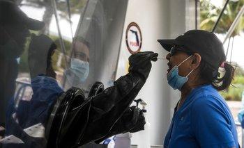 Este jueves se realizaron casi 1.400 tests de covid-19 en Uruguay