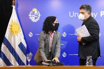 La ministra Azucena Arbeleche firmó la resolución por la cual se otorga un beneficio tributario a empresa de Isaac Alfie