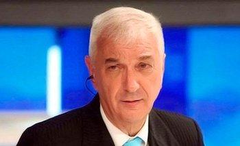 Viale era una de los periodistas más famosos de la TV argentina.