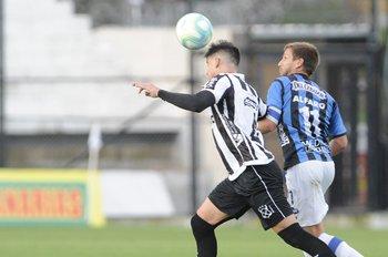 Darwin Torres y Emiliano Alfaro