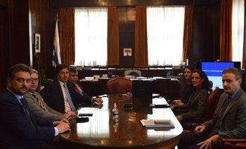 El Comité de Coordinación Macroeconómica se reunió el jueves por la tarde.