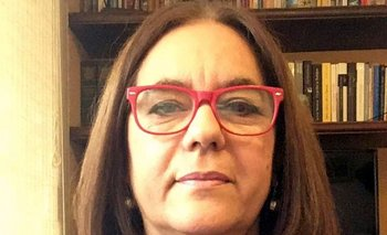 La ministra del Tribunal de Apelaciones Civil Cristina Cabrera, la representante de la Lista 1 que presidirá la Asociación de Magistrados