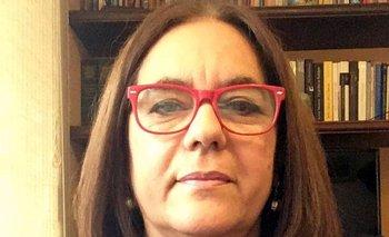 Cabrera es ministra del Tribunal de Apelaciones en lo Civil