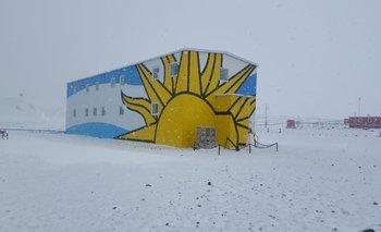 La Base Artigas de la Antártida