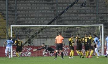 El gol de Pastorini