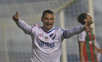 Gonzalo Bergessio, la cuota de gol de siempre