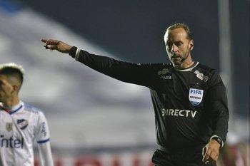 Daniel Fedorczuk, noche sin complicaciones