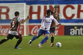 Felipe Carballo, velocidad, precisión y buen pase