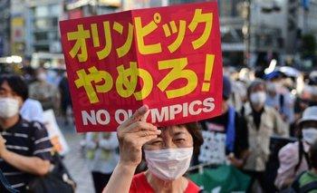 Dos tercios de la población japonesa se oponen a los Juegos Olímpicos en Tokio