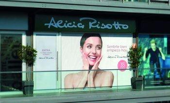 Alicia Risotto inauguró un nuevo local en Portal Américas, Parque Miramar