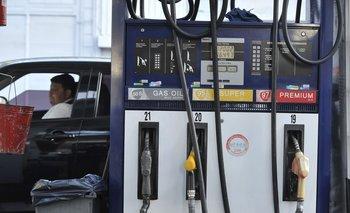 Los precios de los combustibles se mantienen en octubre.