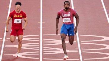 China y Estados Unidos corren una carrera por ver quién queda en lo más alto del medallero olímpico.