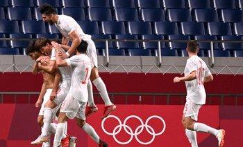 Gol de Marco Asensio en la prorroga