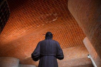 La Iglesia Cristo Obrero fue declarada Patrimonio de la Humanidad por la Unesco.