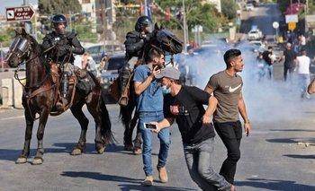 La amenaza de desalojo de las familias palestinas fue uno de los disparadores de la violencia entre Hamás e Israel en mayo de este año.