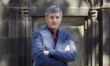 Santiago Roncagliolo, autor del libro