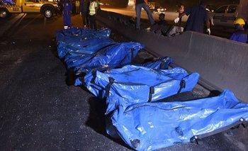 Existe un debate en Nigeria por los cuerpos enviados a las morgues del país.
