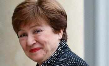 """Kristalina Georgieva dice que la medida """"generará confianza y fomentará la resistencia y estabilidad de la economía mundial""""."""