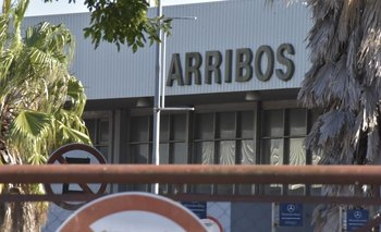 La vieja terminal del aeropuerto de Carrasco dejó de utilizarse para pasajeros en 2009