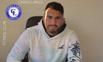 La firma de Lima en Cerro Largo