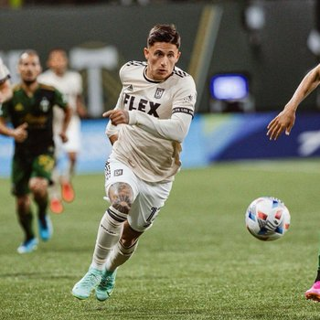 Brian Rodríguez en la temporada 2021 de la MLS