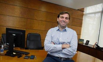 Pedro Moreira, CEO de Oca