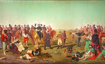 La Batalla de Las Piedras, uno de los eventos que Borges desmitifica en su libro