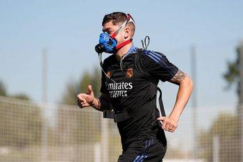 Así lo preparan en Real Madrid