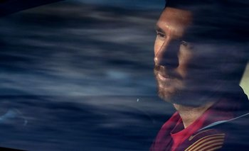 Messi se fue del Barcelona