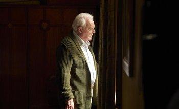 Anthony Hopkins ganó su segundo Oscar a Mejor actor por su papel en El padre