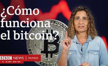 El bitcoin es un tipo de criptomoneda