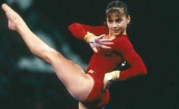 Dominique Moceanu compitió en los Juegos Olímpicos de 1996 a los 14 años