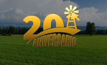 Plaza Rural conmemoró 20 años de actividad en el mercado.