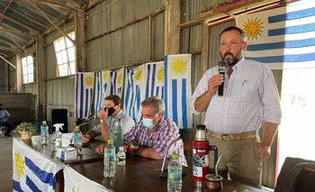 A la Asamblea Abierta de Un Solo Uruguay, en Durazno, asistieron más de120 personas.