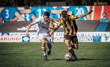 Peñarol y Nacional jugaron sábado y domingo los clásicos de divisiones formativas