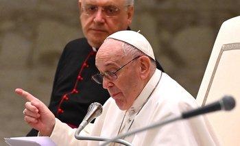 El Papa Francisco aseguró que hay mucha hipocresía en la iglesia