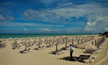 Muchos negocios privados en Cuba viven del turismo, que ha sufrido mucho por la pandemia