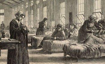 La viruela mataba a millones de personas en todo el mundo.