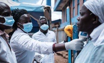 La tercera ola de la pandemia de covid-19 en África todavía está arrasando con toda su fuerza